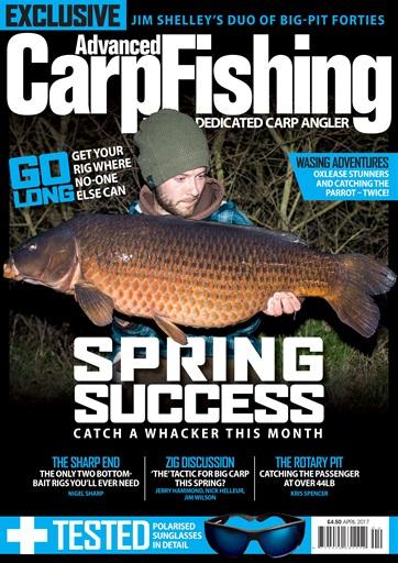 Advanced Carp Fishing Preview