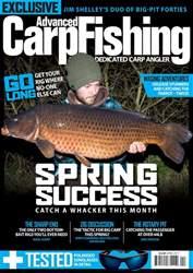Advanced Carp Fishing issue April 2017