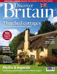 Discover Britain issue April/May 2017