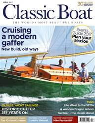 Classic Boat issue April 2017