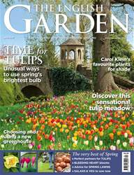The English Garden issue April 2017