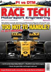 Race Tech issue Issue 197