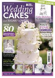 Cake Craft Guides issue Issue 30 - Wedding Cakes & Sugar Flowers