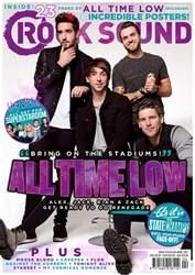 Rock Sound Magazine issue April 2017