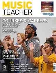 Music Teacher issue April 2017