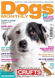 Dogs Monthly issue April 2017