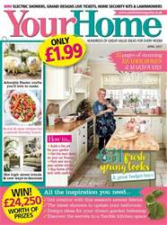 Your Home Magazine issue apr17
