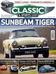 Classic & Sports Car issue April 2017