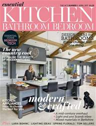 Essential Kitchen Bathroom Bedroom issue apr17