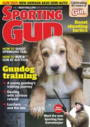 Sporting Gun issue April 2017