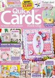Quick Cards Made Easy issue March 2017