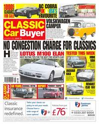No. 371 No Congestion Charge For Classics issue No. 371 No Congestion Charge For Classics