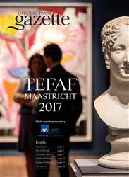 2281 TEFAF feature issue 2281 TEFAF feature