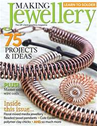 Making Jewellery issue April 2017