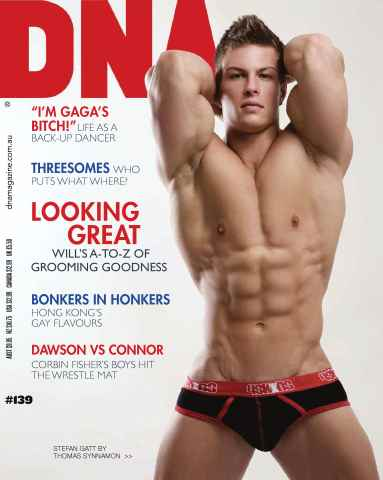 DNA Magazine issue #139 - Grooming