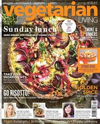 Vegetarian Living issue Apr-17