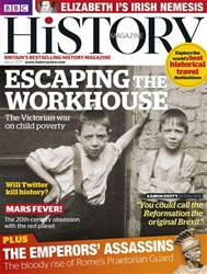BBC History Magazine issue March 2017