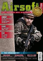 Airsoft Action issue April 2017