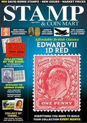 Stamp & Coin Mart issue April 2017