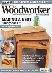 The Woodworker Magazine issue The Woodworker Magazine