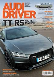 Audi Driver issue March 2017