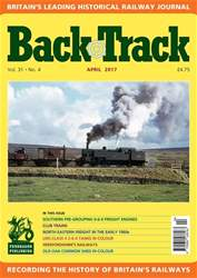 Backtrack issue April 2017