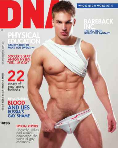 DNA Magazine issue #136 - Sports