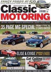 Classic Motoring issue April 2017