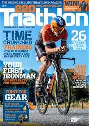 220 Triathlon Magazine issue April 2017