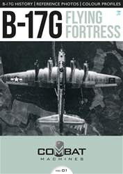 B-17G Flying Fortress issue B-17G Flying Fortress