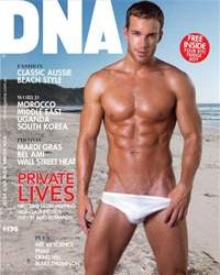 DNA Magazine issue #135 - Love & Romance