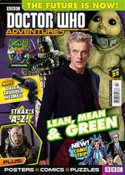 Doctor Who Adventures Magazine issue DWA 22