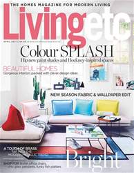 Living Etc issue April 2017