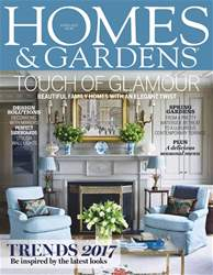 Homes & Gardens issue April 2017