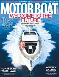 Motorboat & Yachting issue Motorboat & Yachting