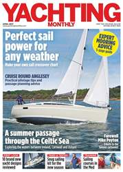Yachting Monthly issue April 2017