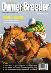 Thoroughbred Owner and Breeder issue March 2017 - Issue 151