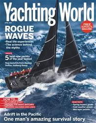 Yachting World issue April 2017