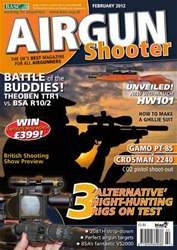 Airgun Shooter issue February 2012