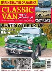 Classic Van & Pick-up issue Vol. 17 No. 5 Austin A55 Pick-Up