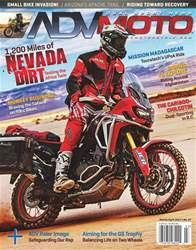 Adventure Motorcycle issue Mar/Apr 2017