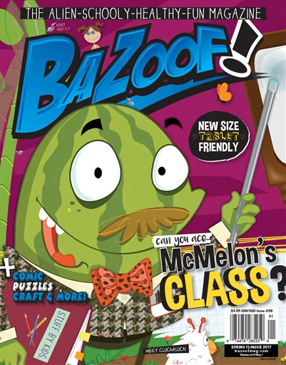 Bazoof! Preview
