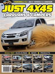 JUST 4X4S issue JUST 4X4S