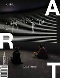 Artlink Magazine issue Artlink 37:1 Data Visual