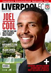 Liverpool FC Magazine issue Apr-17