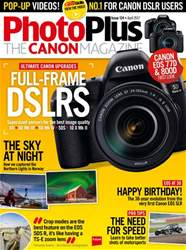 PhotoPlus issue April 2017