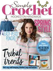 Simply Crochet issue Issue 55