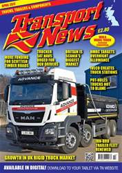 Transport News issue Transport News