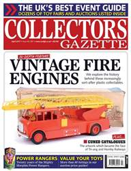 Collectors Gazette issue April 2017