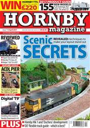 Hornby Magazine issue   April 2017